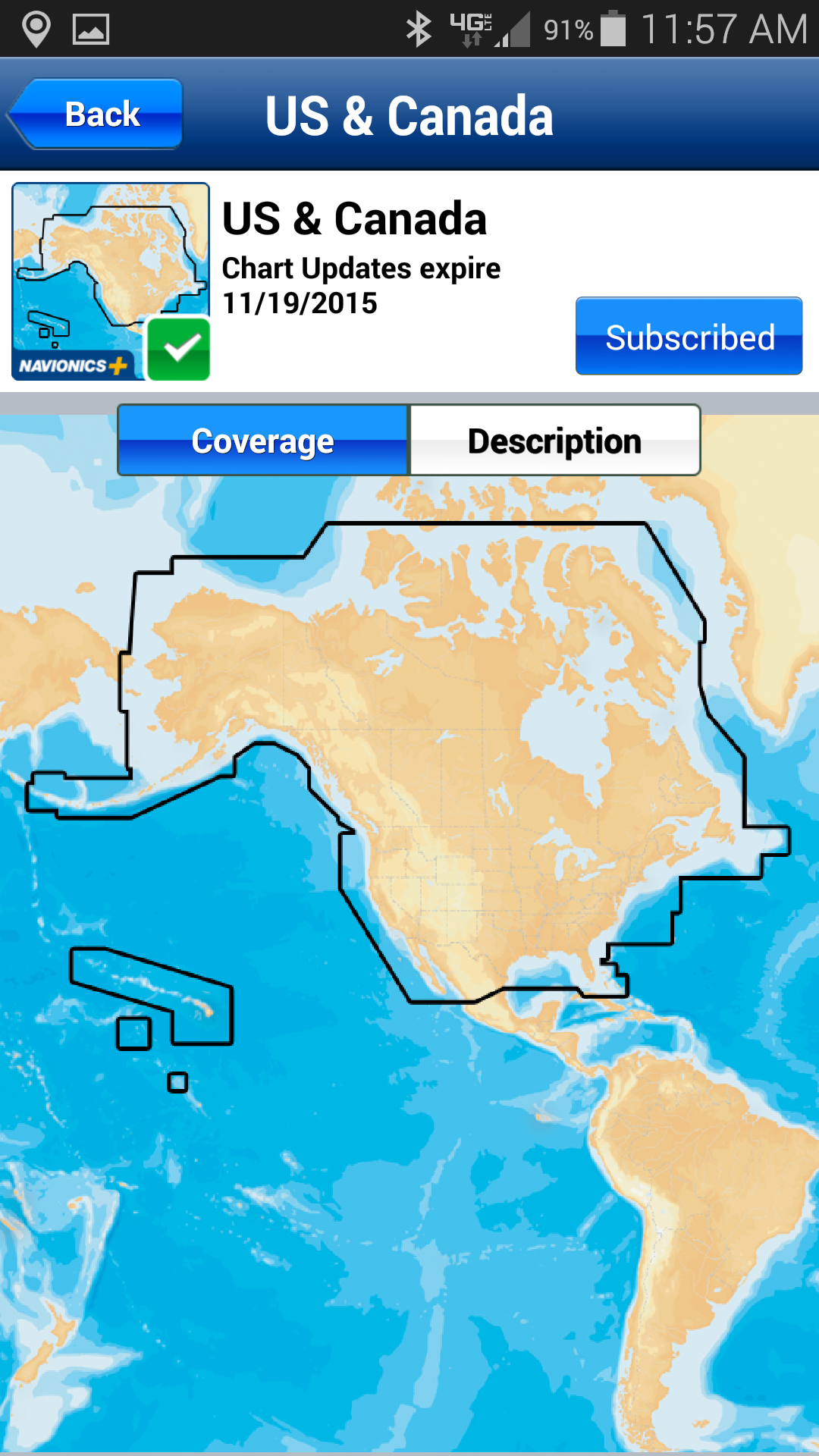 Operating navionics app ice fishing forum in depth for Navionics fishing app