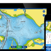 Webinar on using the navionics mobile app for ice fishing for Navionics fishing app