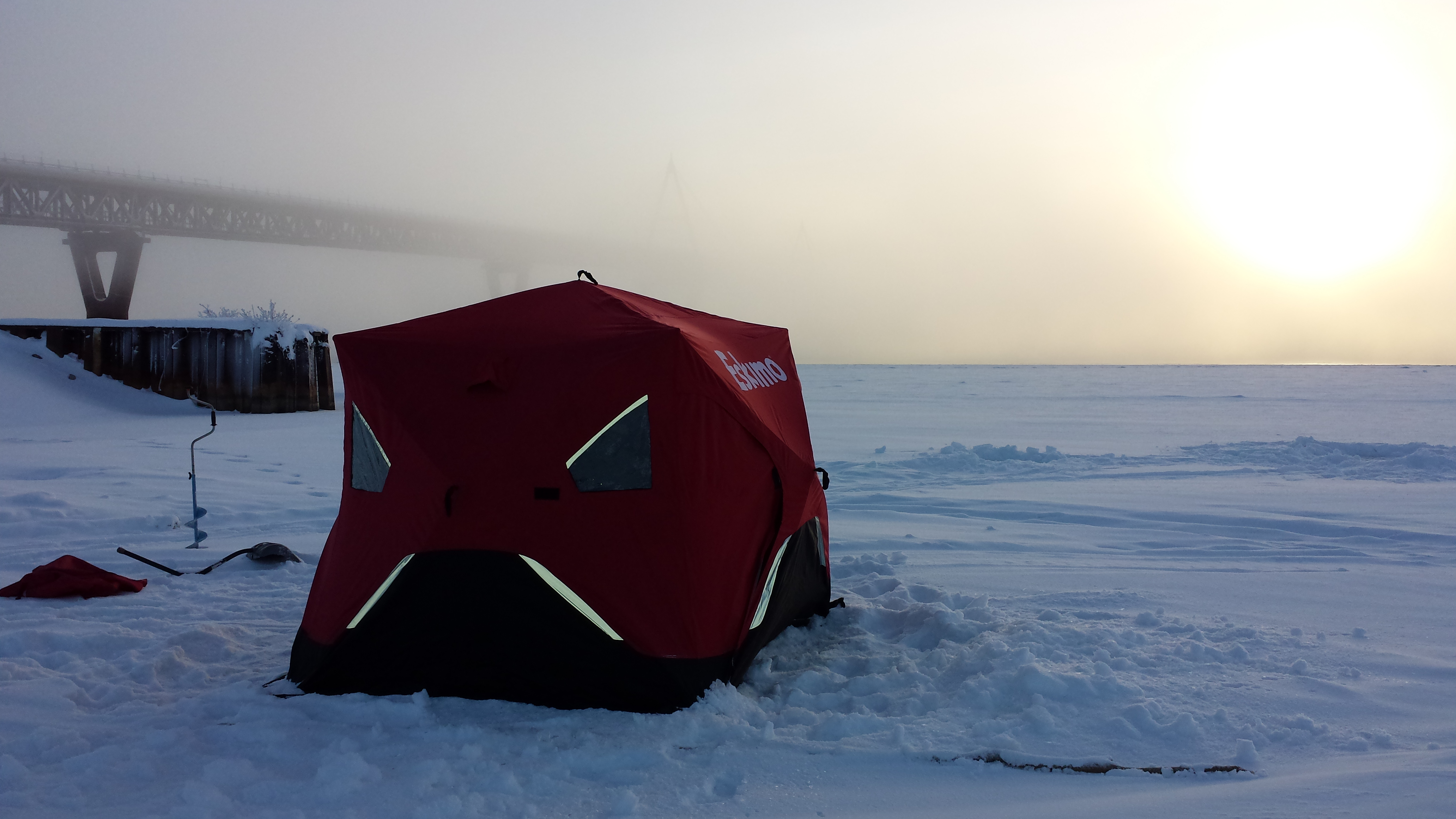 ice fishing nwt ice fishing forum in depth outdoors
