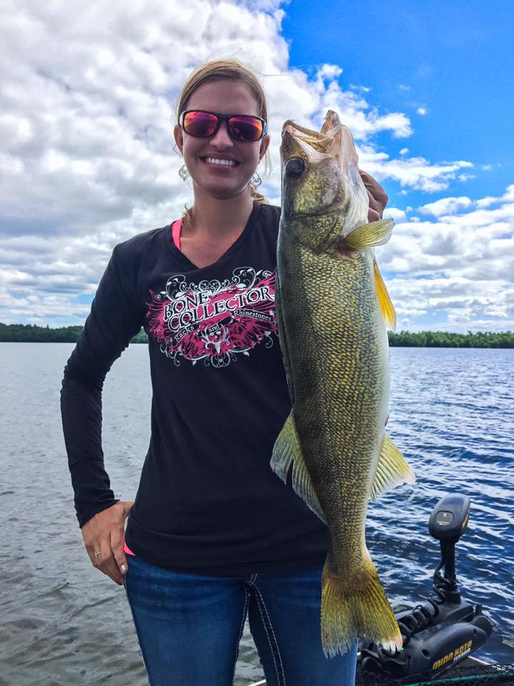 Lake Of The Woods Fishing Report