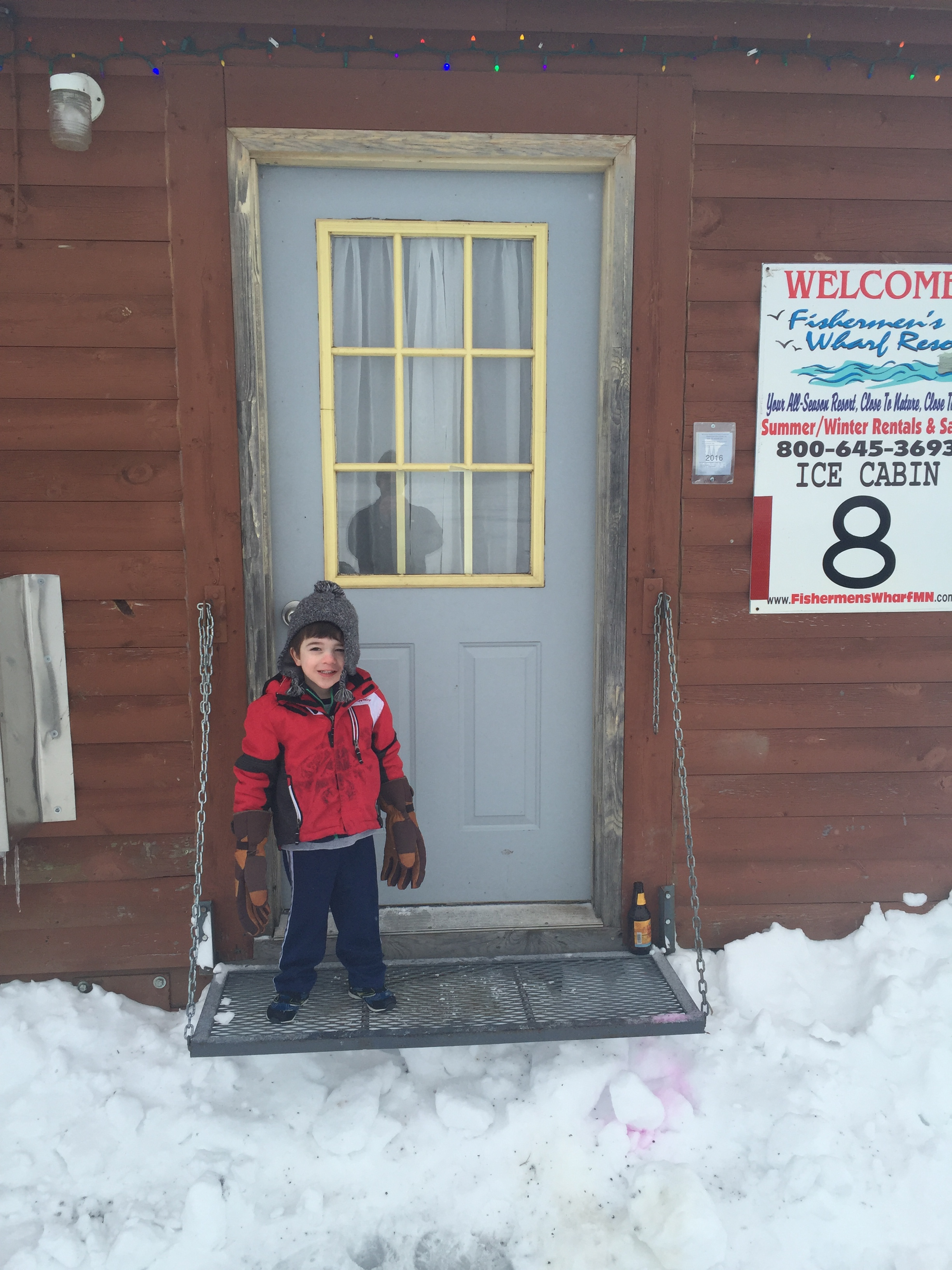 Best mille lacs houses ice fishing forum in depth outdoors for Lybacks ice fishing
