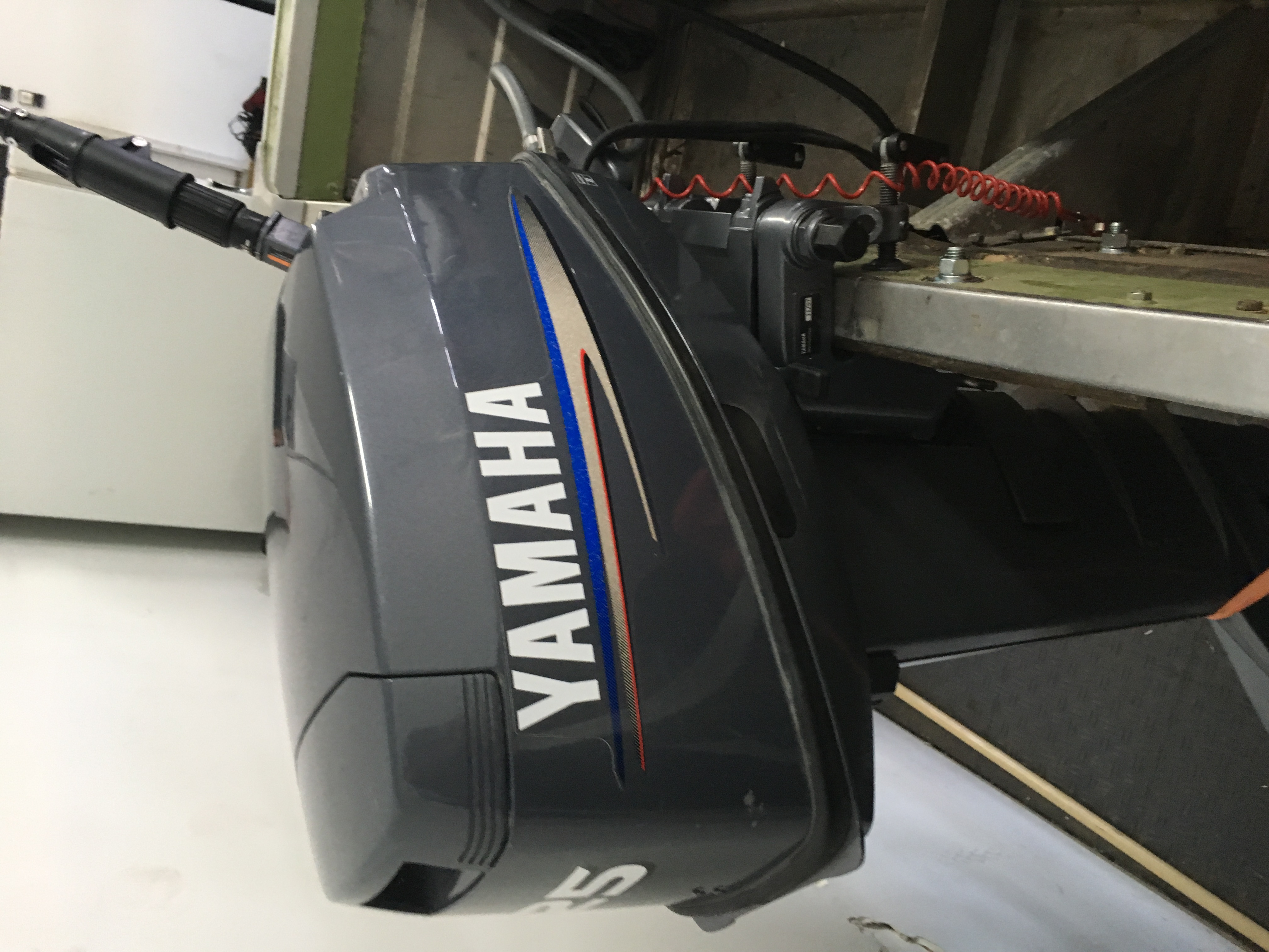 Yamaha 25hp 2stroke Electric Start Classified Ads In Depth Outdoors