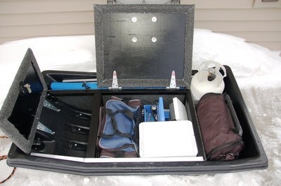 Advice on organizing portable sleds? - Ice Fishing Forum | In-Depth