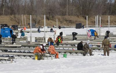 Ice fishing tournament grumpy old men festival ice for Grumpys fishing report