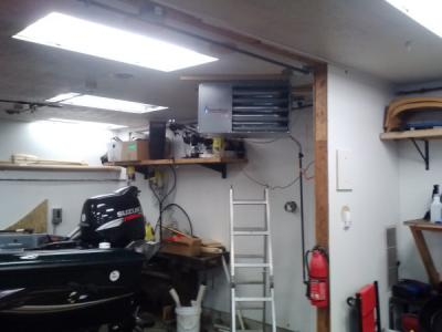 Garage Heater Ng General Discussion Forum In Depth