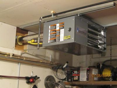 Garage Heater General Discussion Forum In Depth Outdoors