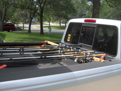 Cat Tip Of The Day Truck Rod Carrier In Depth Outdoors