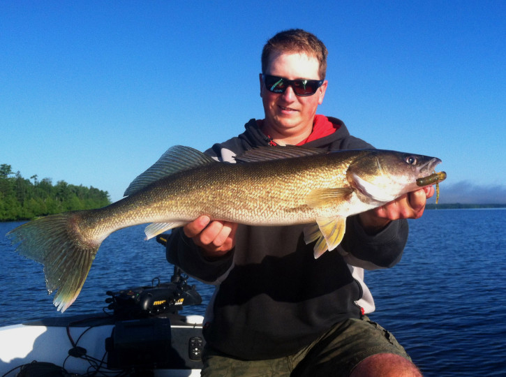 Northern minnesota report fishing reports in depth for Leech lake mn fishing report